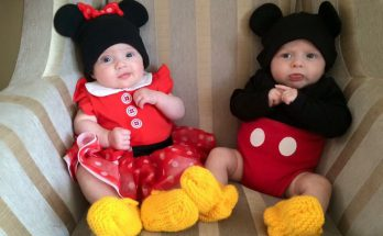 travelling to Disney with children
