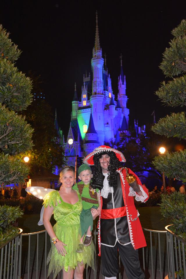 Halloween nights at disney