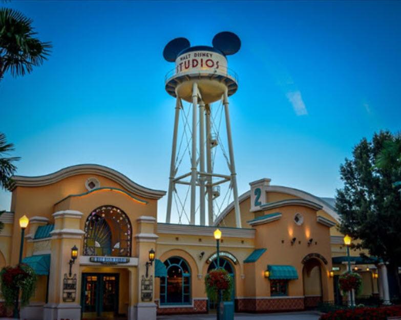 Walt Disney Studios....