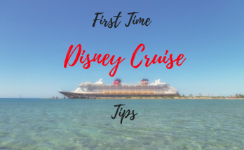 first time disney cruise tips